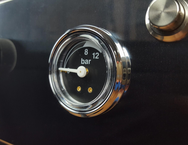 Acopino Milano Deluxe Siebträger Espressomaschine 1103