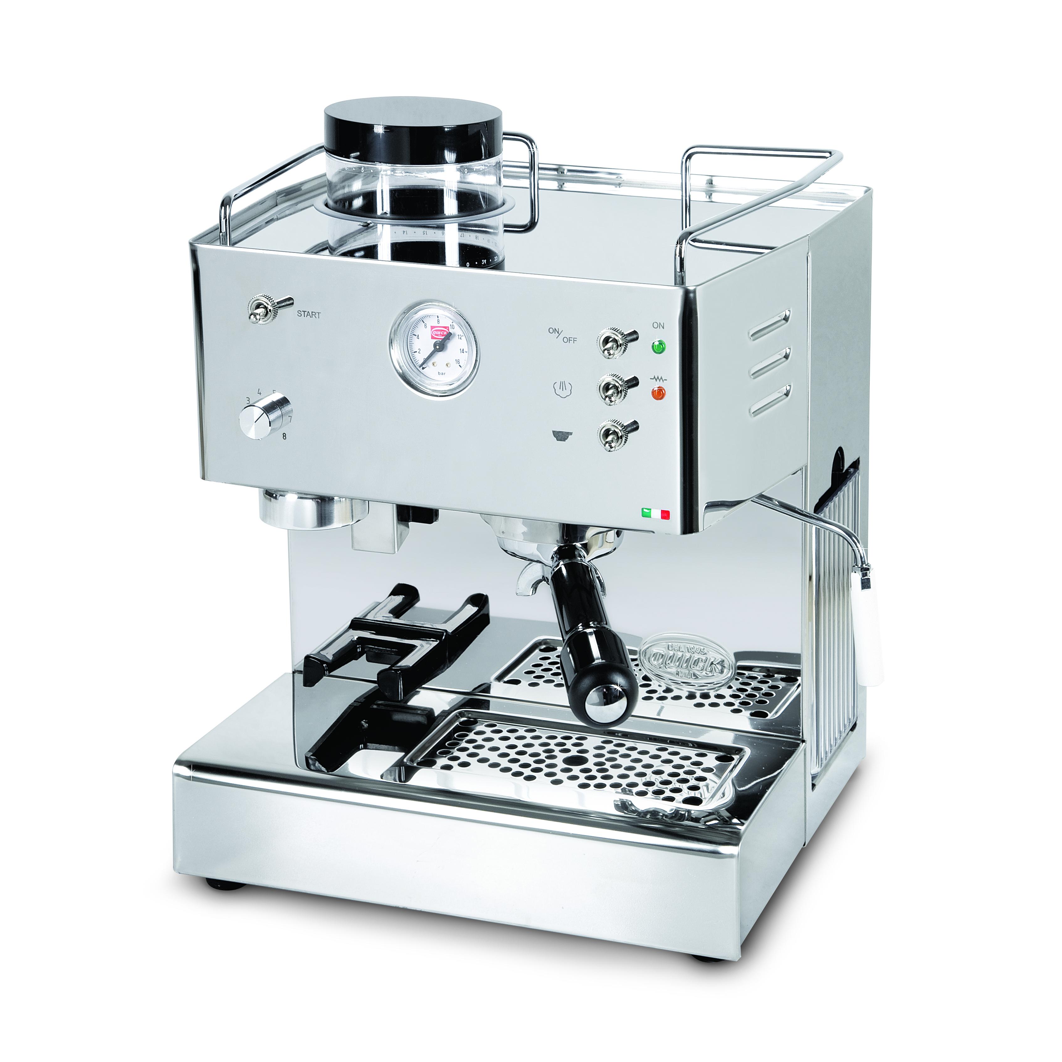 """Quickmill Modell 3035 """"Pegaso"""" Siebträger Espressomaschine"""