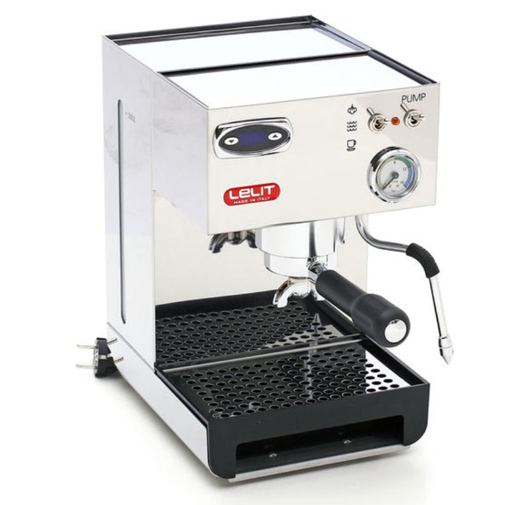 Lelit PL41TEM Siebträger Espressomaschine mit PID-Steuerung