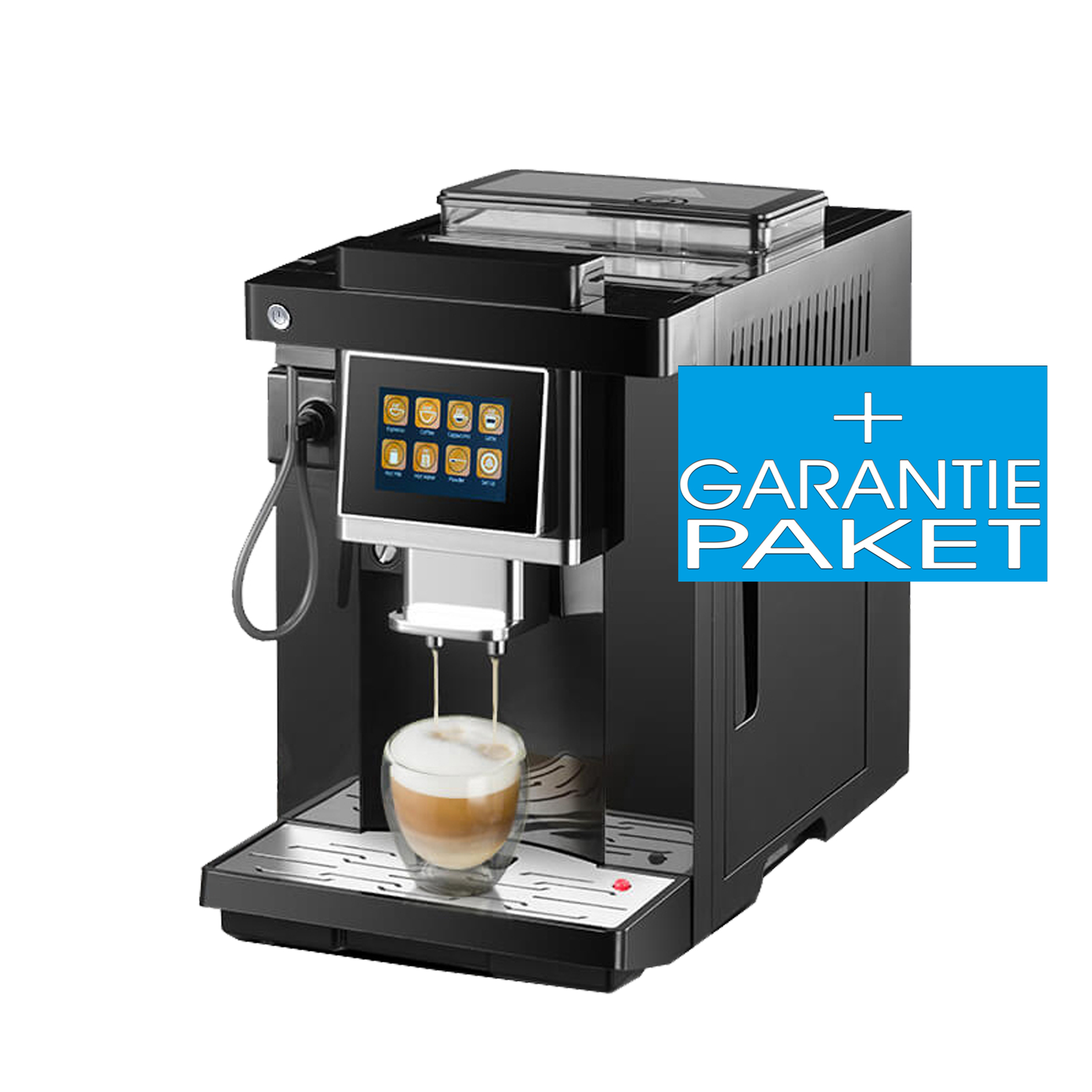Acopino Roma One Touch Kaffeevollautomat