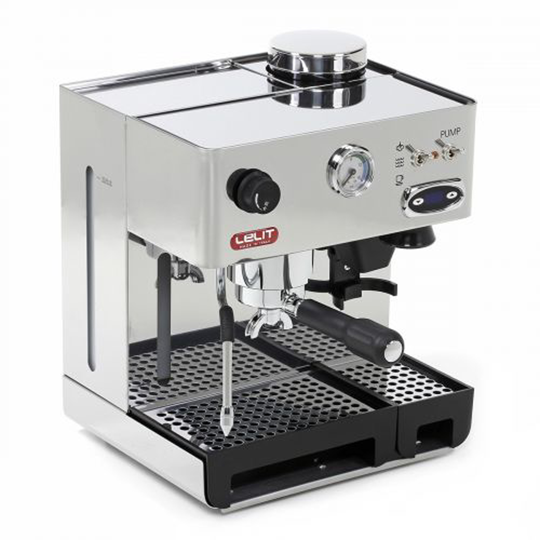 Lelit PL42 TEMD Siebträger Espressomaschine mit PID-Temperaturregler