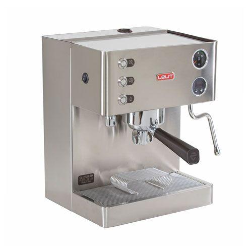 Lelit PL92T Elizabeth Siebträger Espressomaschine