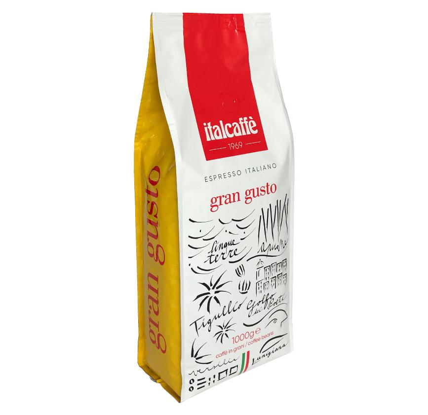 Italcaffé Gran Gusto Espressobohnen 1000g