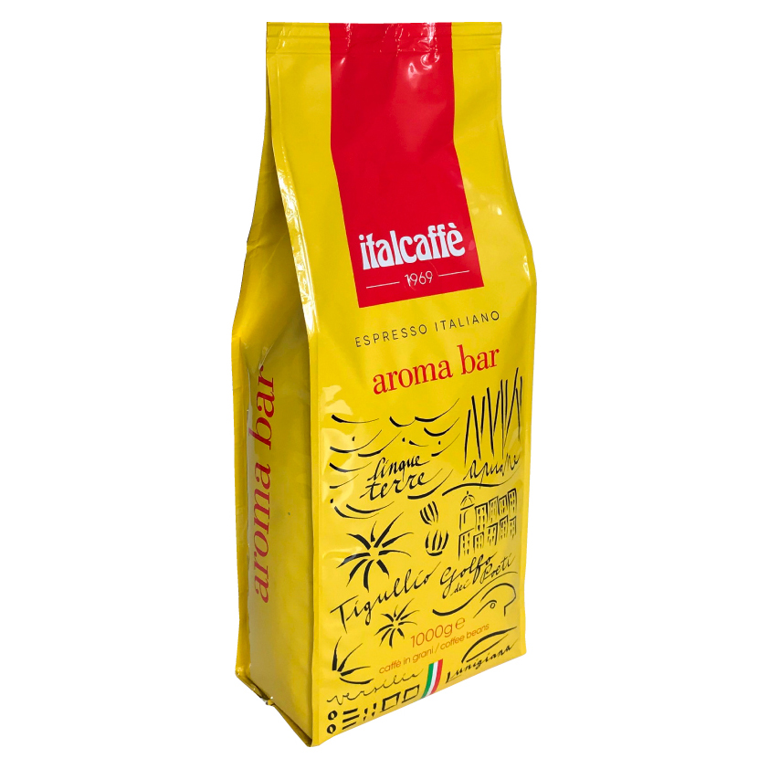 Italcaffé Aroma Bar Espressobohnen 1000g