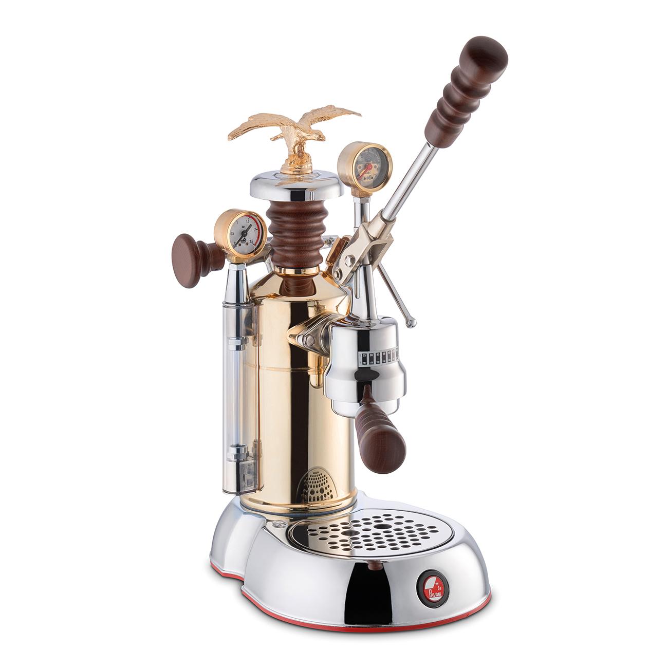 La Pavoni Esperto Handhebel Espressomaschine
