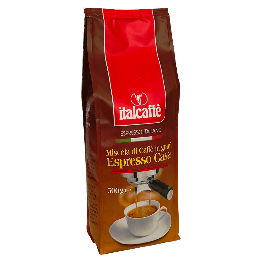 Italcaffè Espresso Casa Kaffeebohnen, 500g