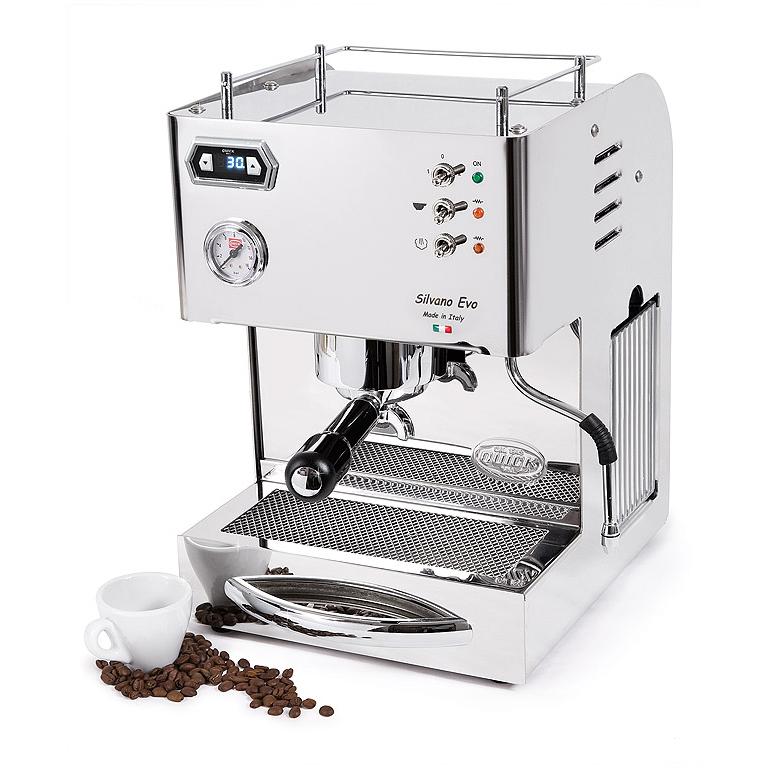 Quickmill 4005 Silvano Siebträger Espressomaschine