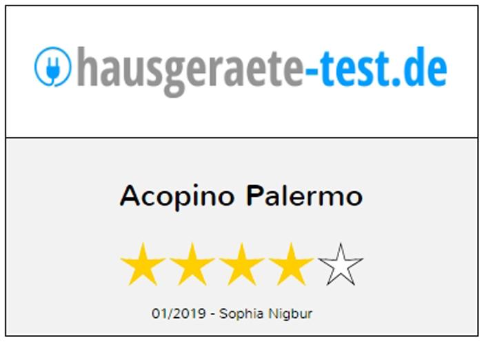 Acopino Palermo Siebträger Espressomaschinen